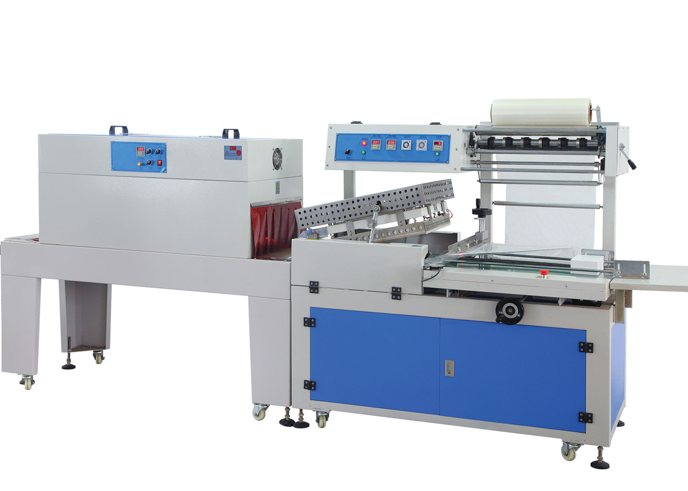High Performance Automatic Shrink Wrap Machine For Packing Instant Noodles