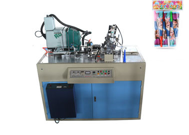 چین Happy New Year Paper Cup Forming Equipment , Paper Horn Making Machine کارخانه